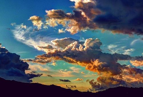 Bucaramanga sky