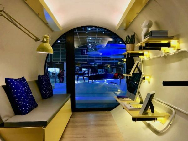 Hong Kong Architects Design Houses Made From Water Tubes - Neatorama