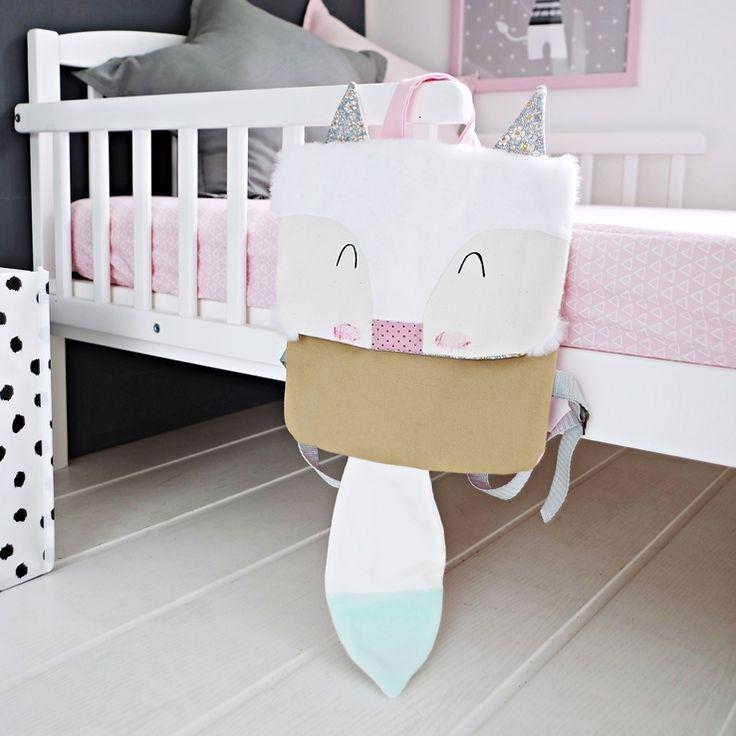 Sklep internetowy Lady Stump | Plecak Mały Lis Polarny model