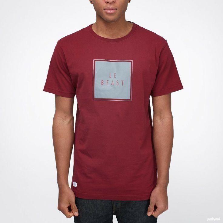 T-skjorte fra Beastin med trykk.