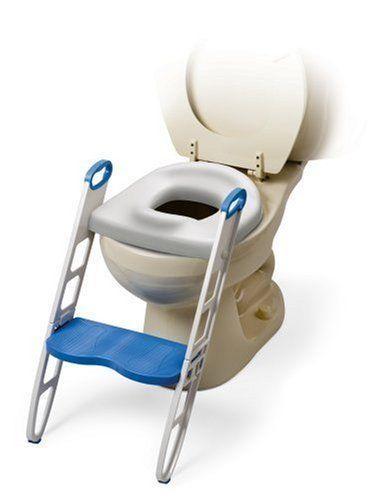 Toilet Step Stool Kids Toddler Potty Training Padded Seat Mommys Helper Pee New  885590599109 | eBay