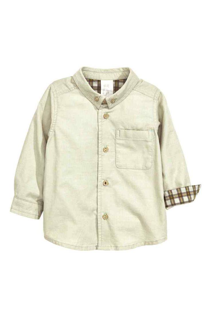 Вельветовая рубашка | H&M