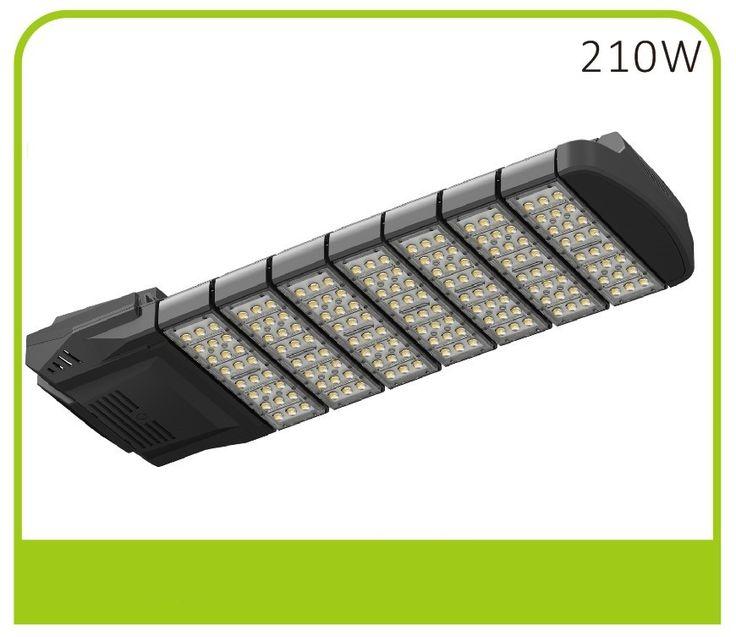 210W LED Street light fixture
