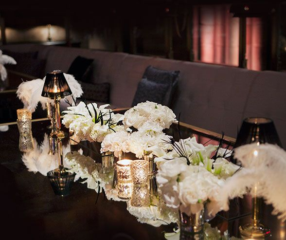 great gatsby interp of parties weddings The ultimate great gatsby wedding  luhhrmann's the great gatsby they were inspired to recreate the glamour and energetic vibes of the infamous gatsby parties.