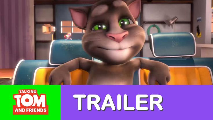 Talking Tom and Friends Trailer (Episode 48)