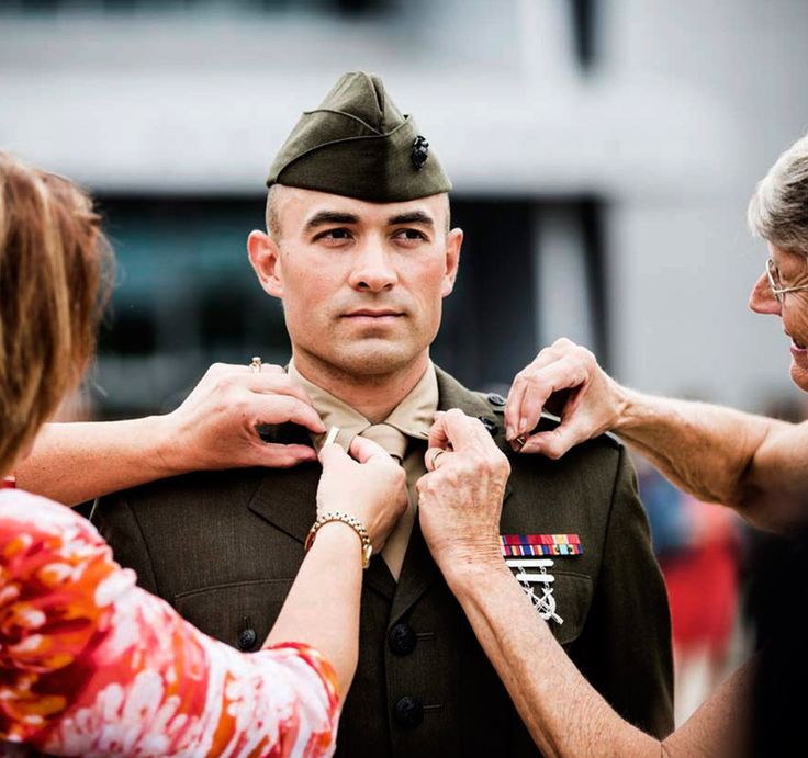 Marine Officers lead Marines to victory on and off the battlefield.