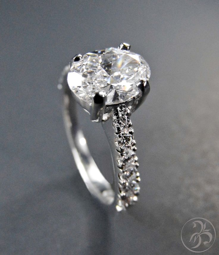 192 best Custom Engagement Rings By Redford Jewelers images on
