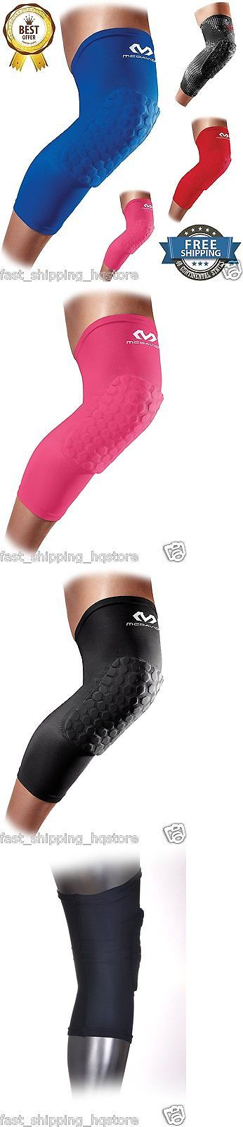 Protective Gear 158969: Mcdavid Knee Pad Hex Padded Compression Leg Protecting Support Help Elbow Sleeve BUY IT NOW ONLY: $35.39