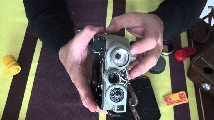 Eumig C3 8mm camera (1954)