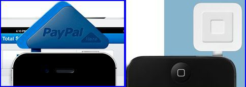 PayPal Here Vs. Square Credit Card Reader » TeckBay - Technology Reviews & News