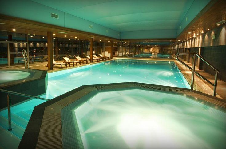 Indoor swimming pool luxus  luxus pool indoor - Google-Suche | Home | Pinterest
