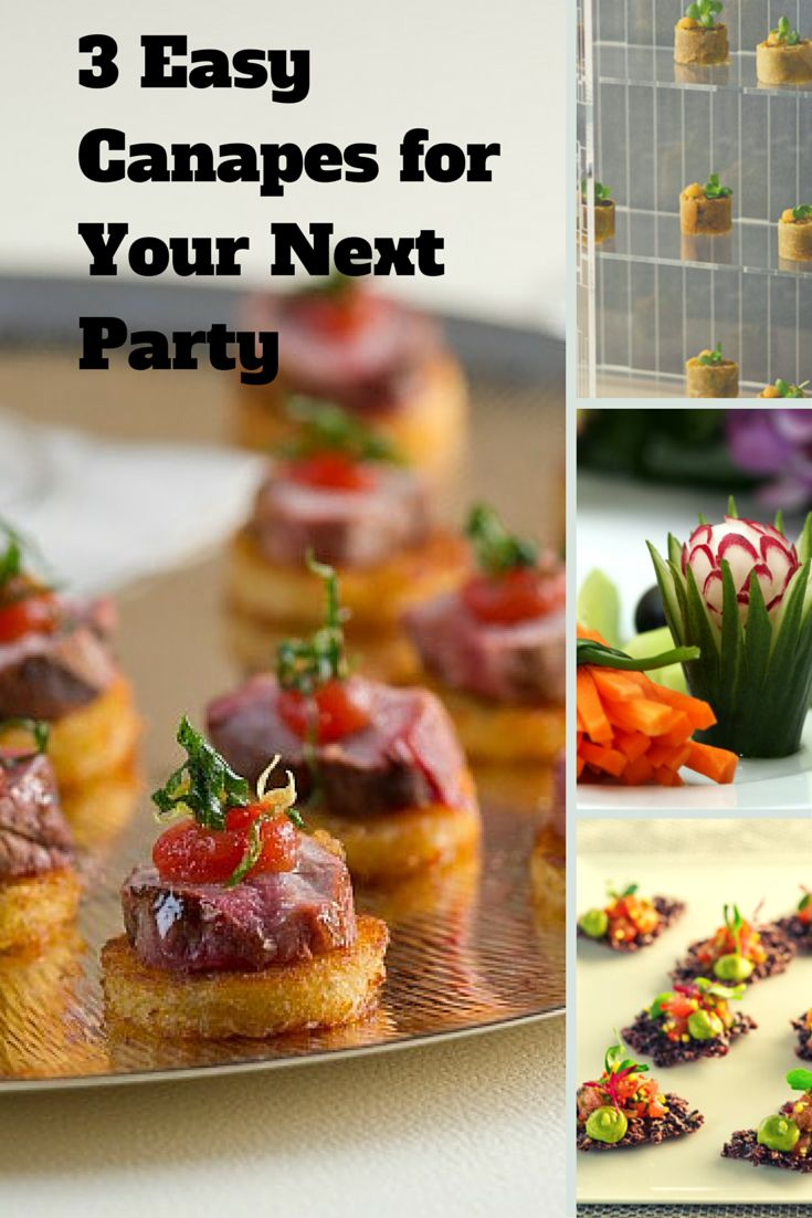 17 best images about foods to love hors d 39 oeuvres on for Canape hors d oeuvres difference