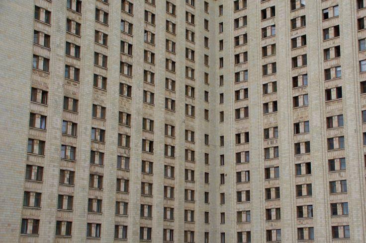 Università statale di Mosca (sette sorelle) 1949-1953