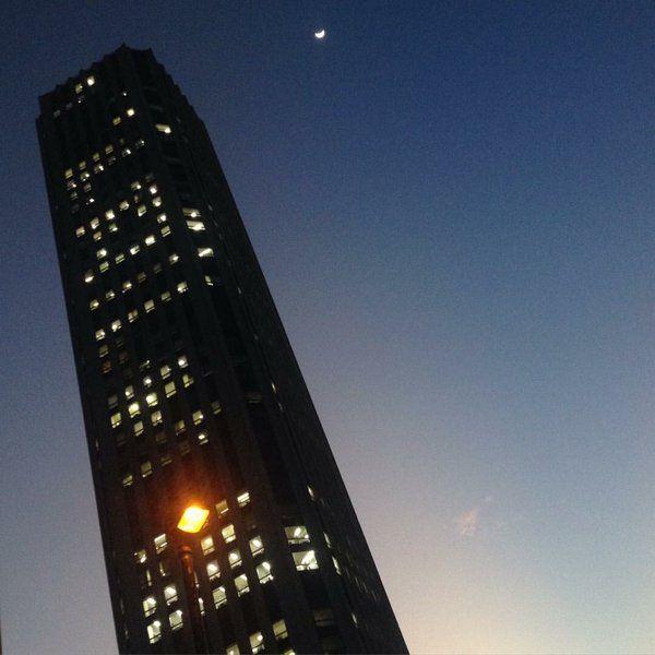 Torre colpatria (Bogota- Colombia)