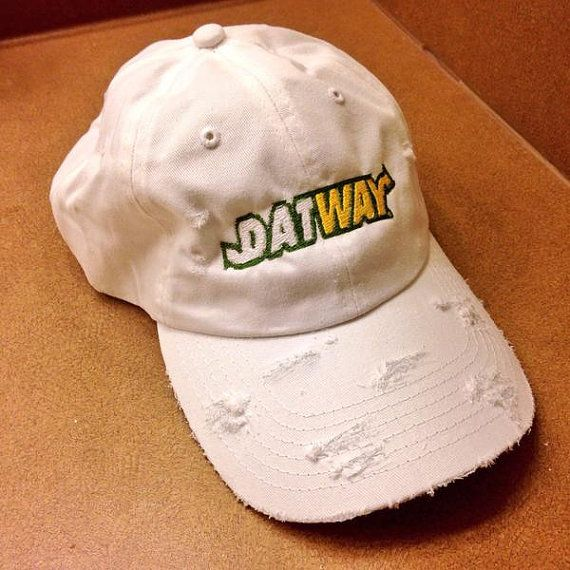 DATWAY Dad Hat by CamsPopUp on Etsy