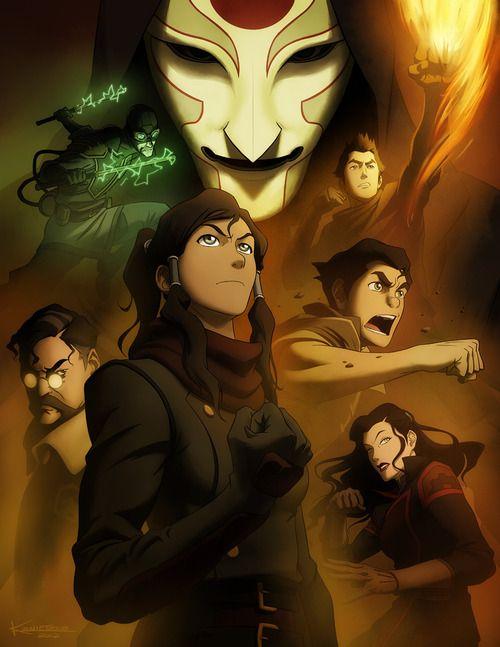 Legend of Korra: Air Bender, Legends, Book, Avatar, Airbender Legend, The Legend Of Korra