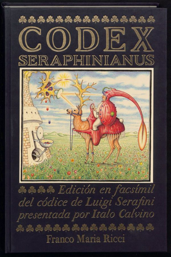 'Codex Seraphinianus' The Mysterious Book That Nobody Can Read