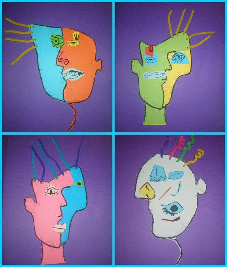 παιχνιδοκαμώματα στου νηπ/γειου τα δρώμενα: παίζοντας ...... με τον Picasso !!!