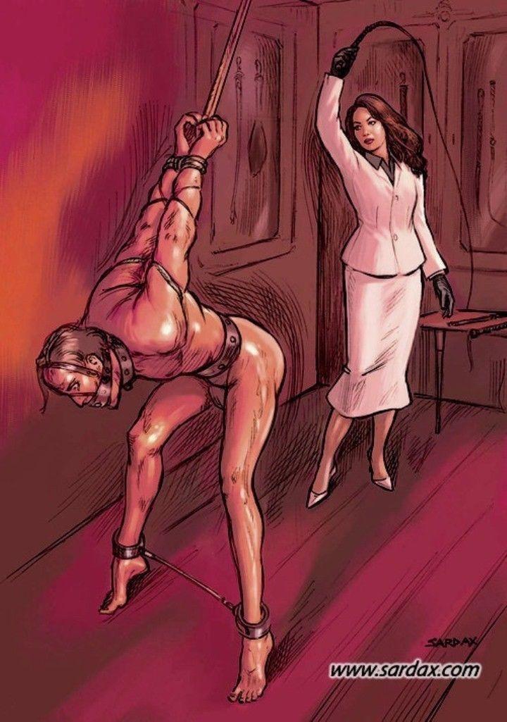 Рисунки раб и госпожа 62660 фотография