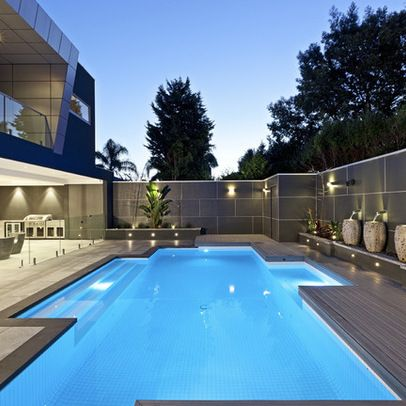 86 best Pool design ideas images on Pinterest | Pool designs ...