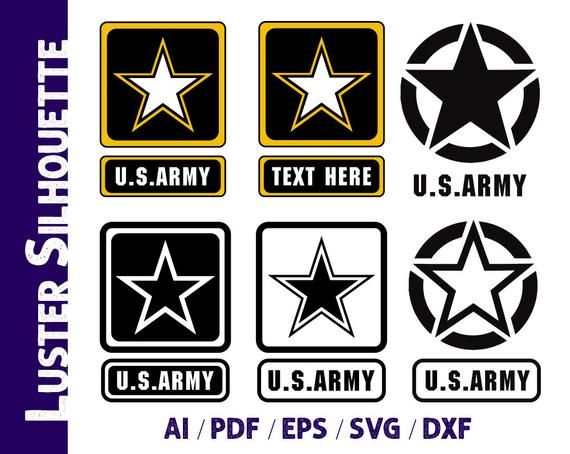 Pin On Army Stickers
