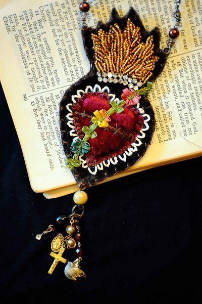 gorgeous sacred heart