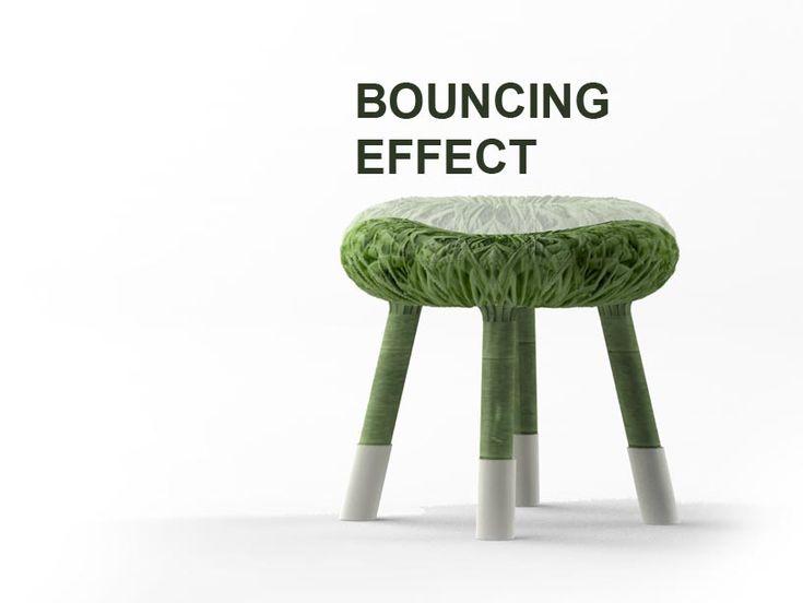 Name Of Design : DOUGHNUT STOOL Design By : Dheeradon Dissara + Worakris  Louwithawas From Thailand