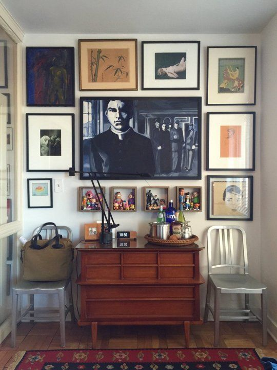"Irwin's ""Timeless"" & Art-Filled Studio — House Call"