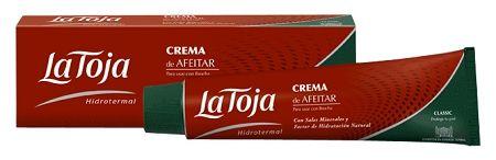 La Toja Shaving Cream