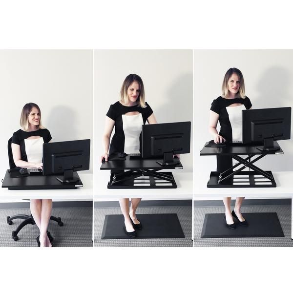 We've worked tirelessly to create a standing desk that does all the things  you