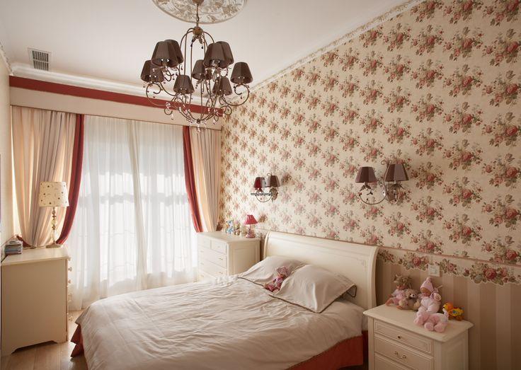 Фото интерьера детской дома в стиле неоклассика