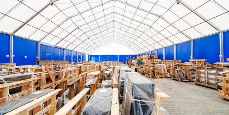 Storage structure - Żary