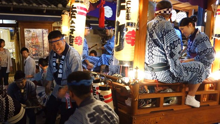 成田祇園祭2014