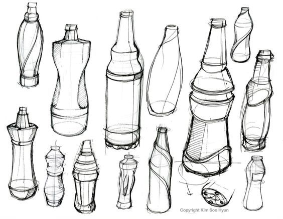 Image result for packaging design ideation annotation