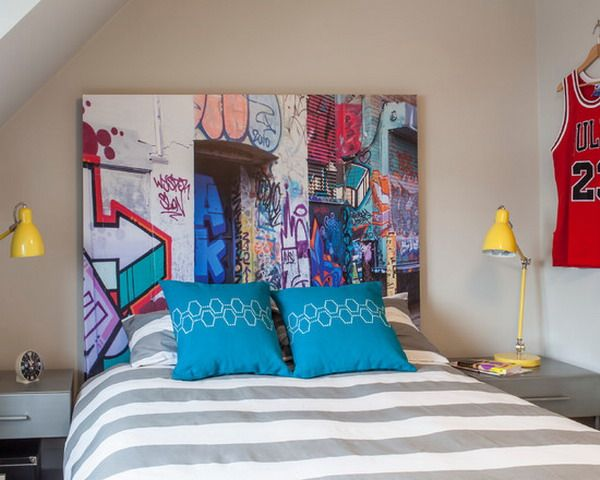 Kids Bedroom Graffiti 254 best urban art interiors images on pinterest | graffiti