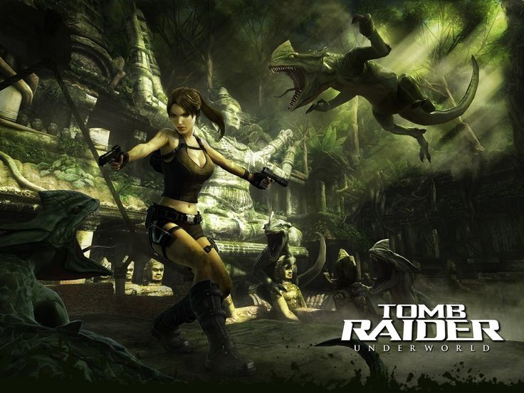 Croft Lara Legend Tomb Raider Underworld | Lara Croft