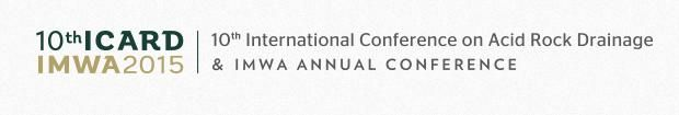 #geocongress ICARD - IMWA 2015 — International Conference on Acid Rock Drainage and International Mine Water Association Conference. Santiago, Chile. 21 Apr 2015 → 24 Apr 2015. The 10th ICARD, International Conference on Acid Rock Drainage, and IMWA, International Mine Water Association, 2015 Conference is organized by SANAP, South American Network on Acid Prevention, and Gecamin and will be held as a single conference in Santiago, Chile. This will be a unique opportunity to gather the...