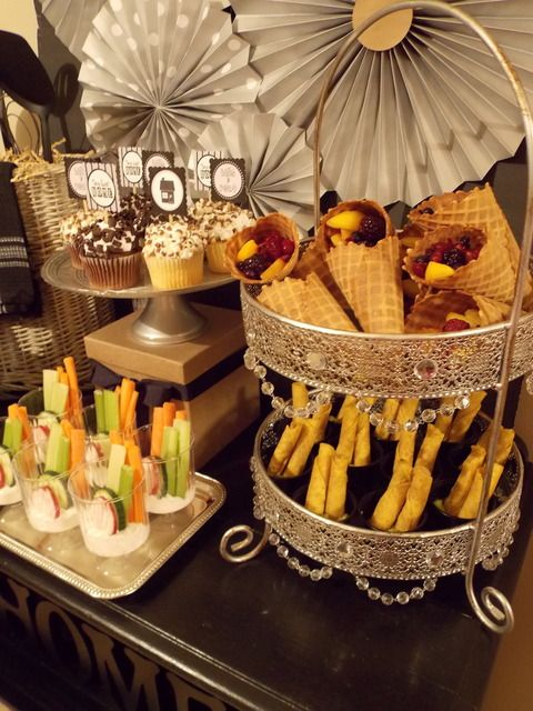 29 best images about housewarming party ideas on pinterest for Housewarming food ideas