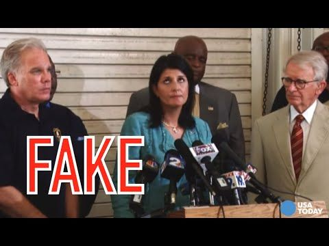 Charleston Shooting Crisis Actors Revealed! Gov Nikki Haley Fake Crying & CNN Race Baiting HOAX!