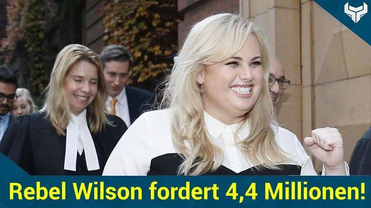 """Bekommt Rebel Wilson (37) nun eine Millionen-Entschädigung? Der """"Pitch Perfect""""-Star hatte die australische Bauer Media Group wegen Verleumdung verklagt  und den Prozess gewonnen. Doch damit nicht genug: Die Blondine fordert jetzt eine siebenstellige Summe!   Source: http://ift.tt/2rJvM77  Subscribe: http://ift.tt/2qsx2iw gewonnener Klage: Rebel Wilson fordert 44 Millionen!"""