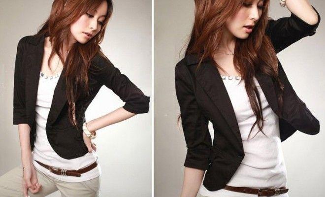 5 τρόποι να φορέσεις τώρα το μαύρο σακάκι