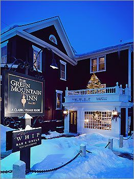 Green Mountain Inn in Stowe, Vt.  - If you feel a peculiar chill near room 302 of the Green Mountain Inn, stop and listen closely. You may also hear the singing or staccato clicks of a tap dancer. http://www.boston.com/travel/explorene/specials/halloween/galleries/haunted_new_england_hotels?pg=3#sthash.maqgWJVT.dpuf