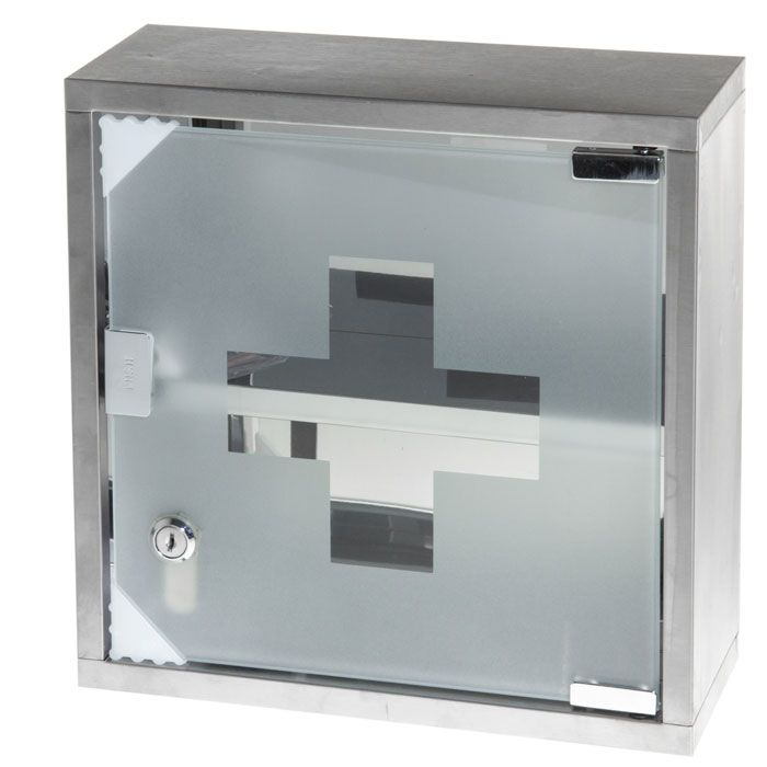 Kylpyhuone ja sauna - Ensiapukaappi 30x30 cm - Hyvän Tuulen Puoti