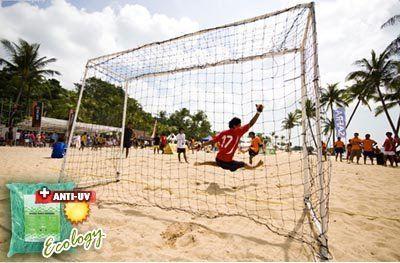 BEACH SOCCER (Linha_Ecology) - Futebol de Areia / Beach Soccer - Redes Esportivas - RedeSport®