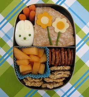 About a million Bento lunch ideas!