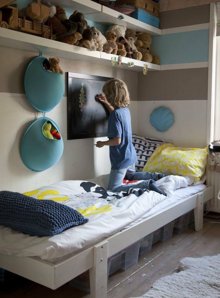 longues etageres rangements ronds turquoise deco diy. Black Bedroom Furniture Sets. Home Design Ideas