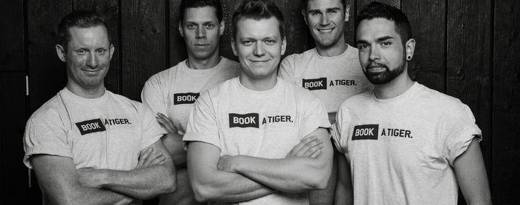 BOOK A TIGER erhält vier Millionen Euro von Investoren   Startup und Karriere