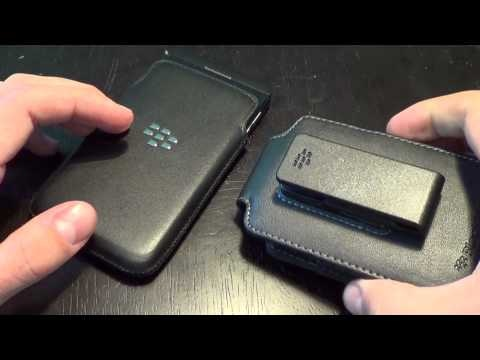 BlackBerry Z10 Microfiber Case