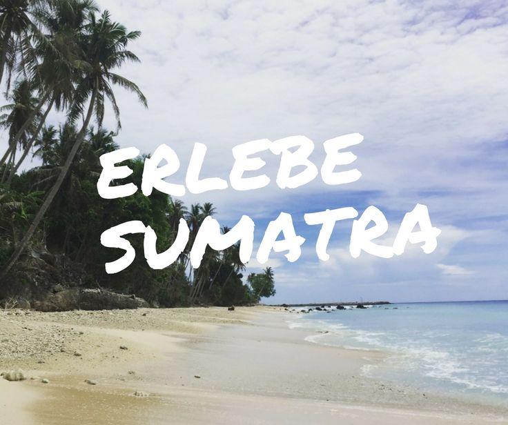 """""""Sumatra Reisen: 3 Wochen Reiseroute durch Sumatra""""- Einen Routen Vorschlag von indojunkie.de"""