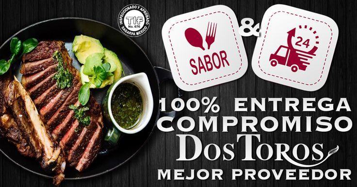 🍖  GARANTÍA TIMELY DELIVERY Nuestro Concepto De Entrega 100% Responsable - Conócenos!🍖  .  .  #DosToros #EmpacadoraDosToros #Carne #Meat #Grilling #Restaurante #Hoteles #Barbecue #Ribeye #BBQ #ManFood #Grill #Carnivore #instaeat #foodstagram #saltbae #steak #delicious #Beef #Foodpics #BeefPorn #Brisket #Meatlover #GrillPorn  .  http://dostoros.com.mx/compromiso